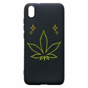 Etui na Xiaomi Redmi 7A Cannabis