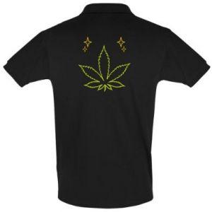 Koszulka Polo Cannabis