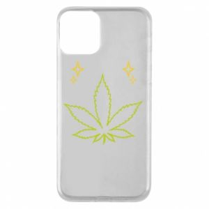 Etui na iPhone 11 Cannabis
