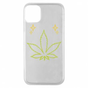Etui na iPhone 11 Pro Cannabis