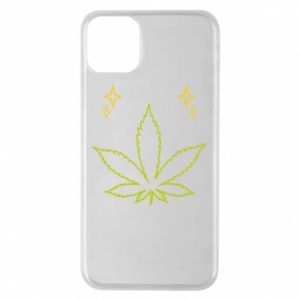 Etui na iPhone 11 Pro Max Cannabis