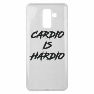 Samsung J8 2018 Case Cardio is hardio