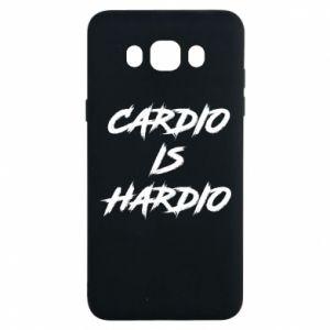 Samsung J7 2016 Case Cardio is hardio