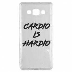 Samsung A5 2015 Case Cardio is hardio