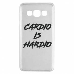 Samsung A3 2015 Case Cardio is hardio