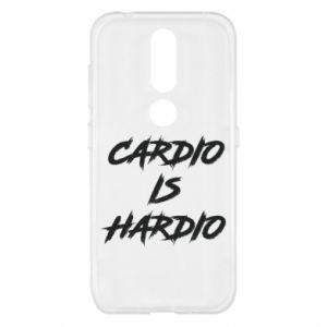 Nokia 4.2 Case Cardio is hardio