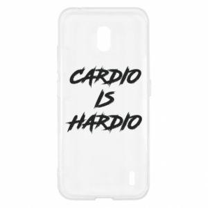 Nokia 2.2 Case Cardio is hardio