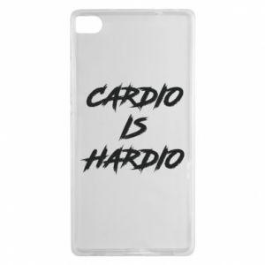 Huawei P8 Case Cardio is hardio
