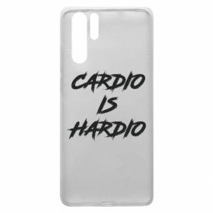 Huawei P30 Pro Case Cardio is hardio