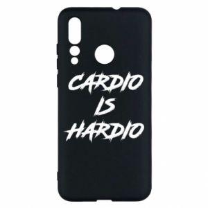Huawei Nova 4 Case Cardio is hardio