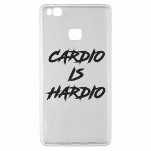 Huawei P9 Lite Case Cardio is hardio