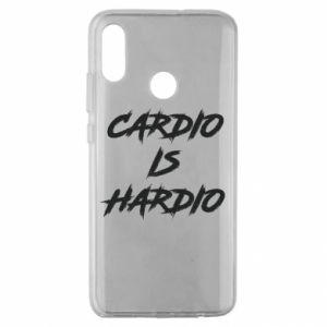 Huawei Honor 10 Lite Case Cardio is hardio