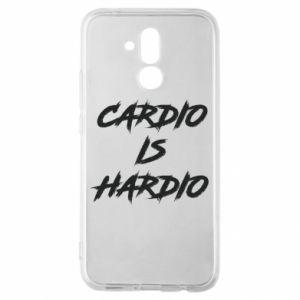 Huawei Mate 20Lite Case Cardio is hardio
