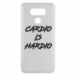 LG G6 Case Cardio is hardio