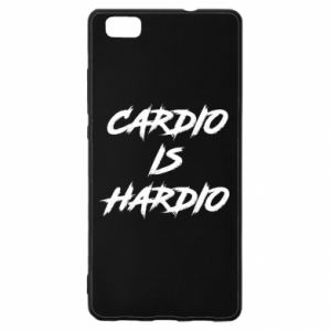 Huawei P8 Lite Case Cardio is hardio