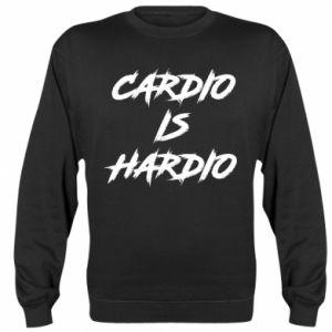 Bluza (raglan) Cardio is hardio