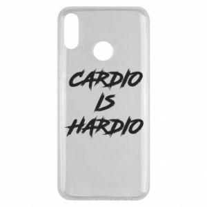 Huawei Y9 2019 Case Cardio is hardio