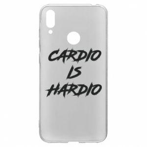 Huawei Y7 2019 Case Cardio is hardio