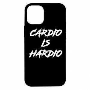 iPhone 12 Mini Case Cardio is hardio