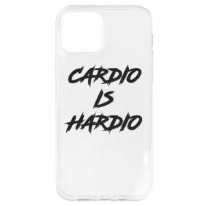 iPhone 12/12 Pro Case Cardio is hardio