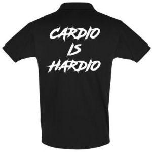 Men's Polo shirt Cardio is hardio