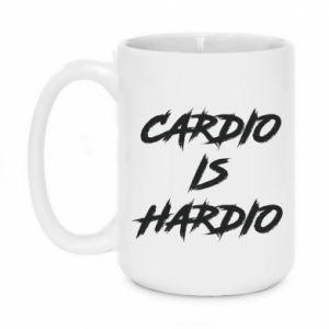 Kubek 450ml Cardio is hardio
