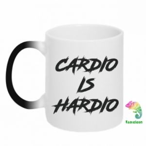 Magic mugs Cardio is hardio