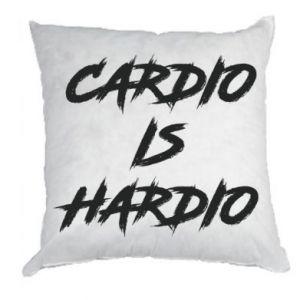 Pillow Cardio is hardio