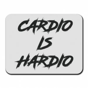 Mouse pad Cardio is hardio