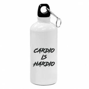 Water bottle Cardio is hardio