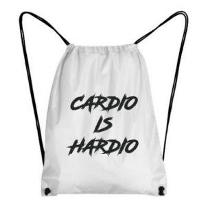 Backpack-bag Cardio is hardio