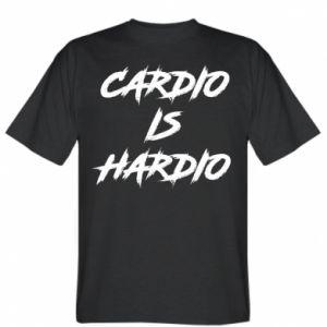 Koszulka męska Cardio is hardio