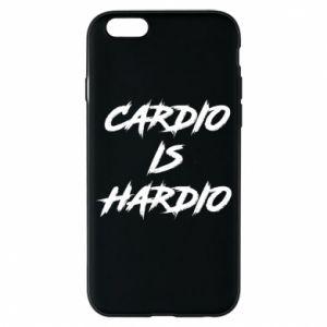 iPhone 6/6S Case Cardio is hardio