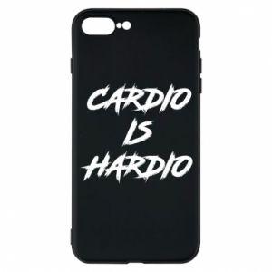 iPhone 7 Plus case Cardio is hardio