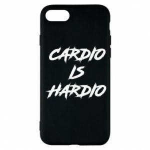 iPhone 8 Case Cardio is hardio