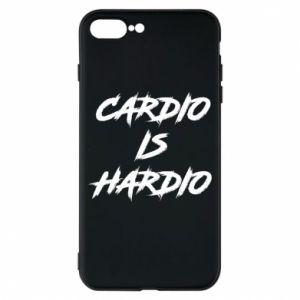 iPhone 8 Plus Case Cardio is hardio