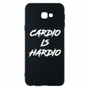 Samsung J4 Plus 2018 Case Cardio is hardio