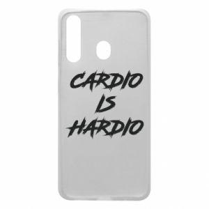 Samsung A60 Case Cardio is hardio