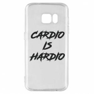 Samsung S7 Case Cardio is hardio