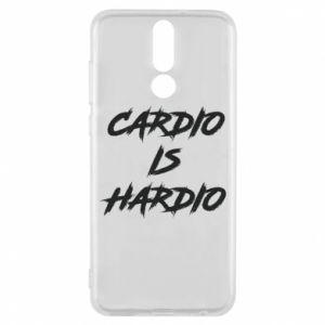Huawei Mate 10 Lite Case Cardio is hardio