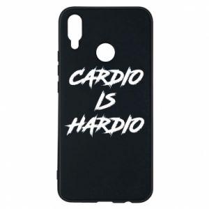 Huawei P Smart Plus Case Cardio is hardio