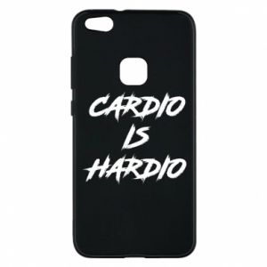 Huawei P10 Lite Case Cardio is hardio