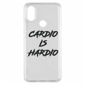 Xiaomi Mi A2 Case Cardio is hardio