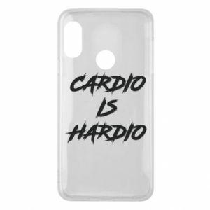 Mi A2 Lite Case Cardio is hardio