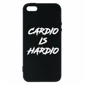 iPhone 5/5S/SE Case Cardio is hardio