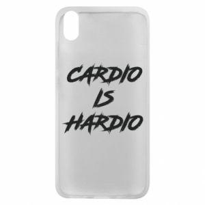 Xiaomi Redmi 7A Case Cardio is hardio