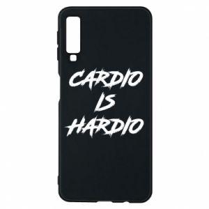 Samsung A7 2018 Case Cardio is hardio