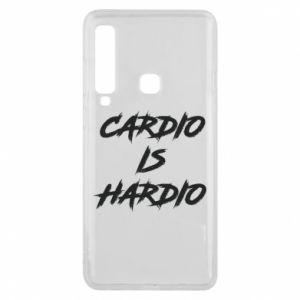 Samsung A9 2018 Case Cardio is hardio