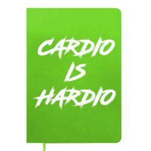 Notepad Cardio is hardio