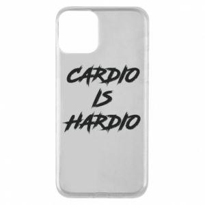 iPhone 11 Case Cardio is hardio